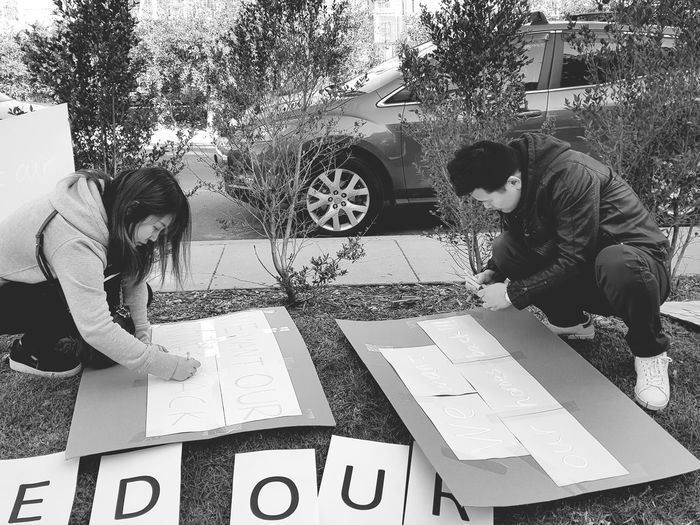 Protest Lost Home Sydney, Australia Homebush Centenary Park War Developer Residential Building