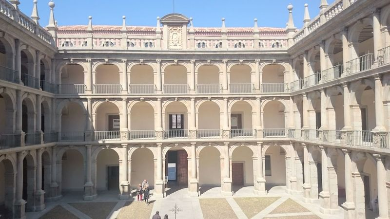 Universidad De Alcala De Henares. Universidad University üniversite Historical Building Historical Historical Site Historic Building Historic Historic City History Historia Showcase March