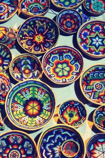 Artesania Arte Huichol Mexico Colors Delanaitphotography My Country In A Photo