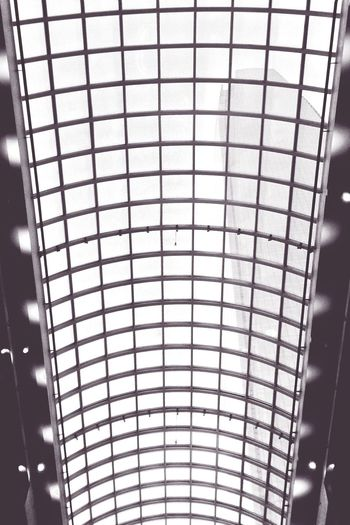 Costanera Center Indoors  Ceiling Close-up Pattern Architectural Design Repetition Architectural Feature Geometric Shape No People