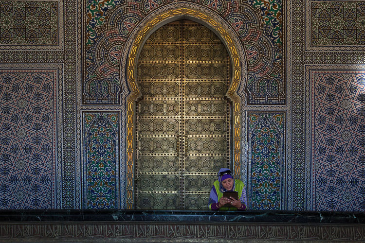Artisanat Hassan Maghreb Moroccan Architecture Morrocan Oriental Oriental Design Rabat Reading Spirituality Woman