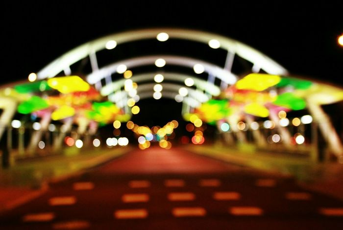 Desenfocado Urban Photography