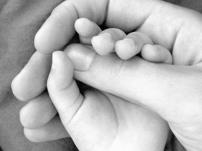 Mother & Daughter Mother & Baby Hands Hand In Hand Love Skin Baby Babyhands