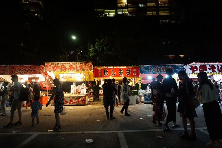 Summer Festival Arts Culture And Entertainment Japan Night Food Stand EyeEm Gallery EyeEm Best Shots