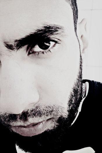 Portrait Self Portrait Eyes Beard