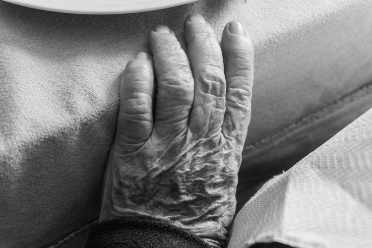 Grandma Grandma Hand Grandma's Table Human Body Part Human Hand Human Skin Relaxed Hand Spotted Hand Wrinkled Hand Wrinkled Skin
