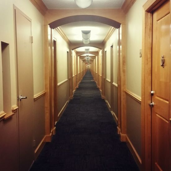 Corridor Photography