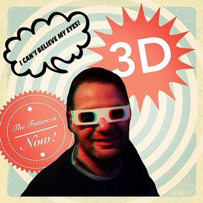 Wow! 3D Retromatic