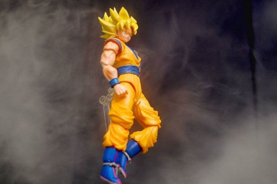 The Super Saiyan form, transformation comes in response to a need, not a desire. SHfiguarts Shf Dragonballz DBZ Goku Songoku Toyphotography Toyphotogram Toycrewbuddies Toyalliance Shfph Toyartistry Justanothertoygroup