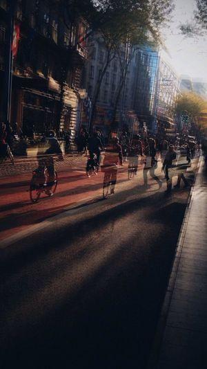 Streetphotography Mariahilflosigkeit