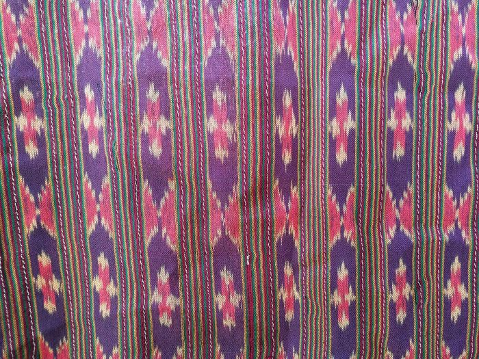 Full Frame Backgrounds Pattern No People Close-up Multi Colored Indoors  Day Thai Fabric ผ้าไทย Thai Fabric Pattern Fabric