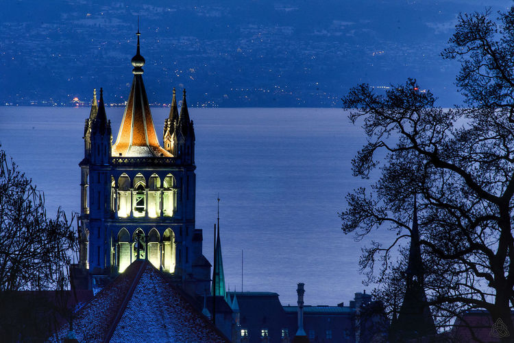 Lausanne by
