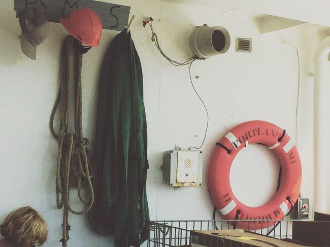 EyeEm Selects Ferry Day Water Safety Boats Lifesaver Ring Hat No People