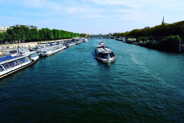Paris 💙 River