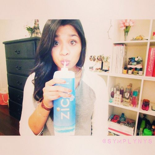 I love Zico water! Have a great weekend :} Zico