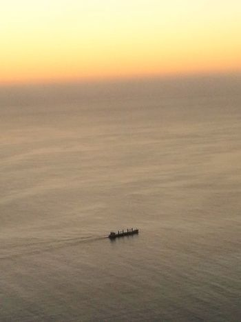 Sunset Nautical Vessel Sea Silhouette Sky Calm Seascape Horizon Over Water Tranquil Scene Ocean Scenics Idyllic Wave Tranquility Coast Tide