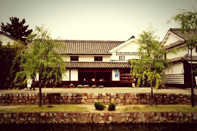 倉敷 美観地区 Japan Architecture My Country In A Photo The Changing City