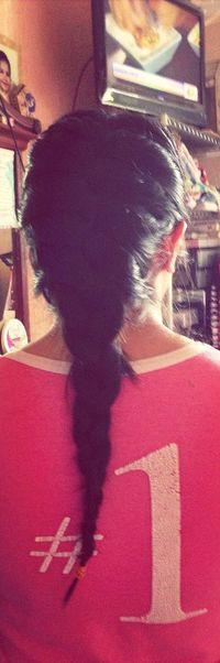 Creo que mi pelo ya casi es largo :3