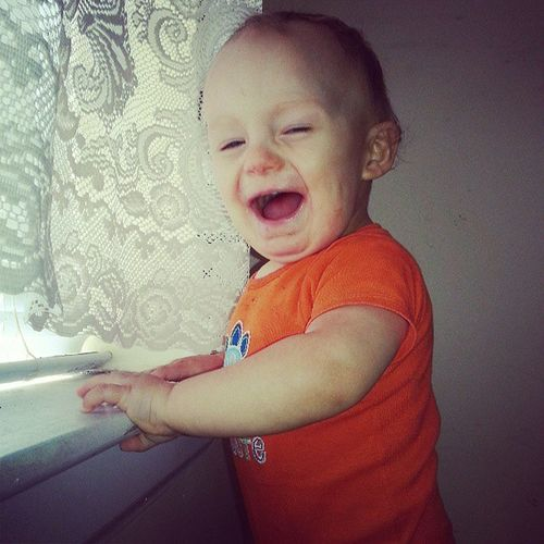 He's Laughing♡ ProudBigCousin