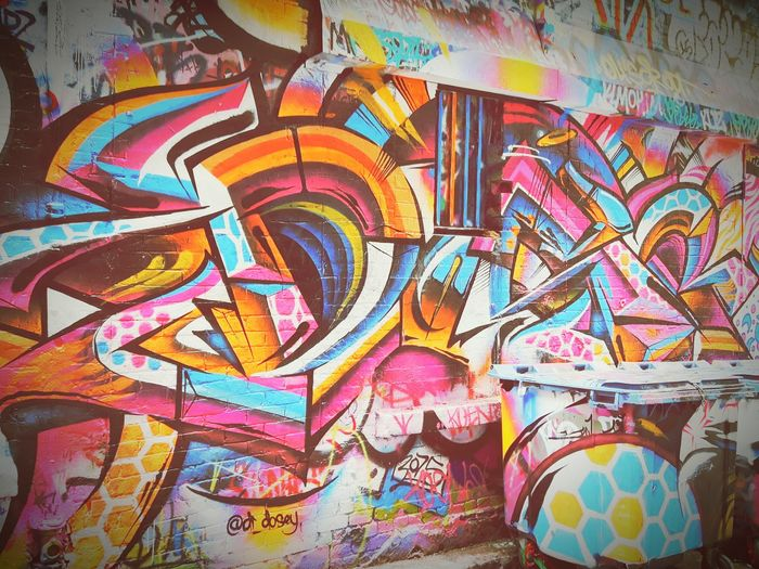 Pastel Power Soft Graffiti Hosier Lane Art Check This Out Enjoying Life Bright Colours Spray Graffiti Art Whats Your View ? Austraillia Modern Warmtextured Taking Photos Samsungphotography Lovephotography