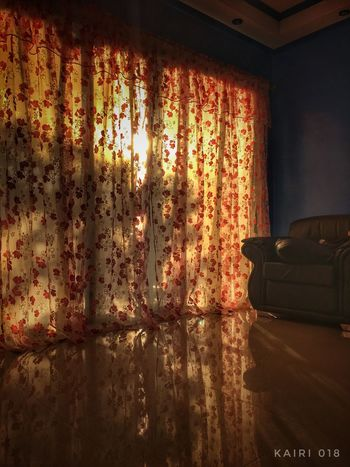 Art Is Everywhere Golden Hour Time Is Gold Home Interior Living Room Photography Is Life♥ Indoors  No People