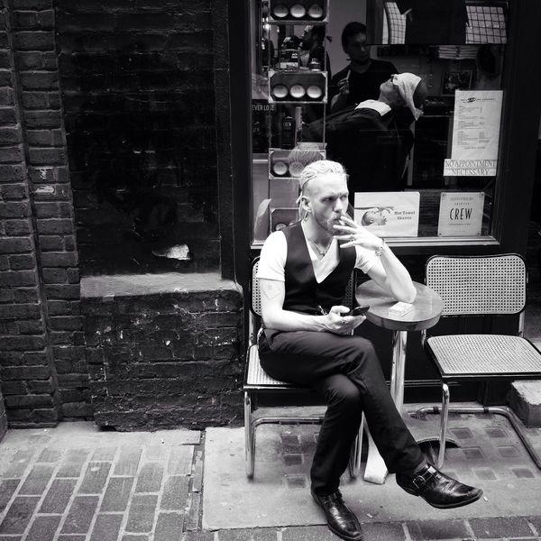 Street Photography Ricoh Gr