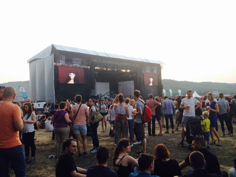 Picture Sunset Concertphotography Fauve Robin Schulz Withfamily 💯💥