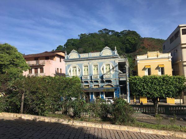 Muqui/Espírito Santo/Brasil Architecture Building Exterior Built Structure Tree Sky Outdoors No People Day