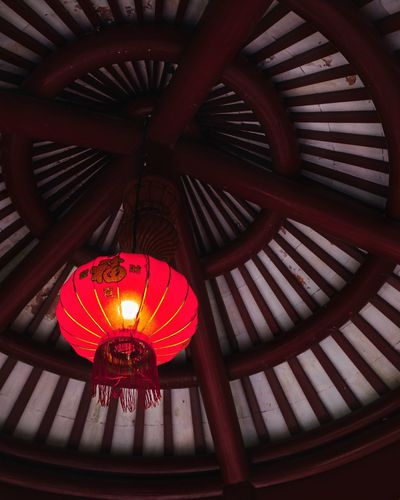Lighting Equipment Low Angle View Illuminated Architecture Lantern Indoors  No People