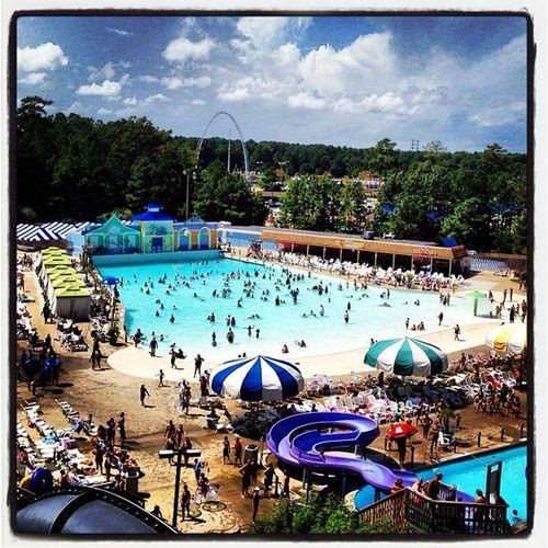 Huge waterpark in Virginia Beach
