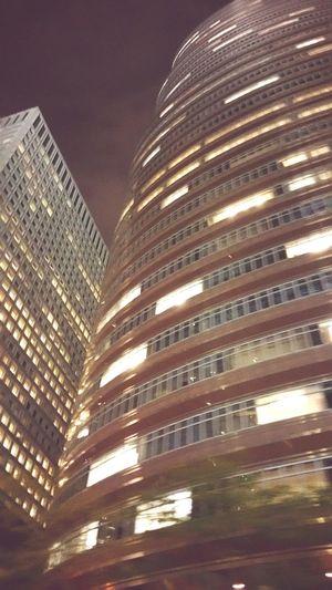 Nightlighting of the Great Bigapple Manhattan Ilovesomuch Lipstick Building Cities At Night