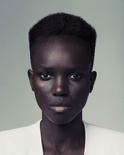 Fashion Portrait Ndoumbe Photographie  Photo Miguelgoni