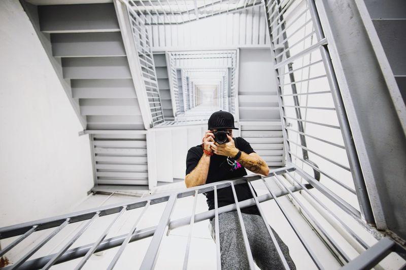 Hidden Gems  Stairs Architecture Lines Photographer