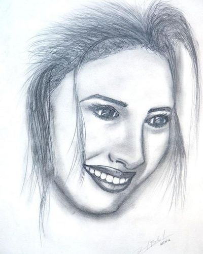 Girl Women Smile Beautiful Innocence Sketch Sketchers Sketchart Pencilsketch Pencil Patience NotTRAINED Passion Peace Dedication Coverarts Coverart Coverartwork Recreation  Best  Naturaltalent Hobby Hobbies Inktober HASHTAG the_enchanted_art