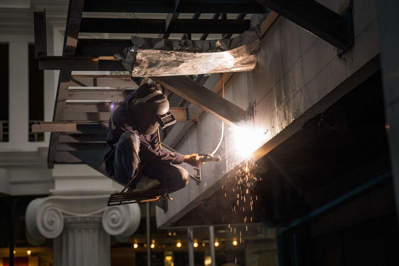 Engineer steel