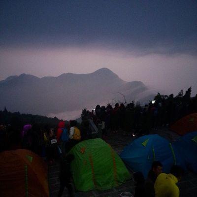 南岳衡山 大自然的美是不需要任何加工的,纯天然的色彩😏😊