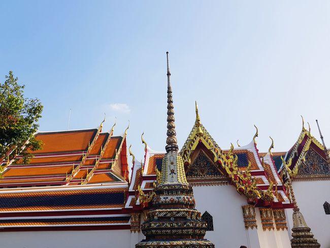 Thiland Bangkok Temple