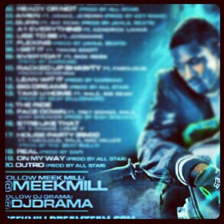 All bout musik this album hard bump it all dayKush Highlife Meekmill