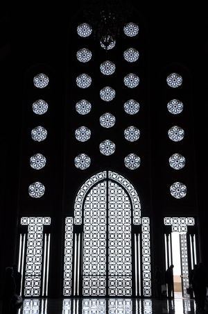 Arab Arabic Arabic Style Arch Architecture Architecturelovers Backlight Backlighting Casablanca Indoors  Islam Islamic Architecture Morocco Mosque Mosque Hassan II Mosquee Hassan II Mosques Of The World No People Religion Religions Tradition Travel Travel Destinations Travel Photography Traveling