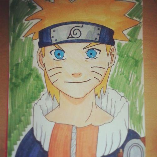 Naruto Naruto Uzumaki Manga Art