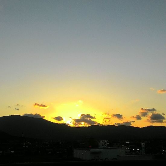 Sunset Sky Nature