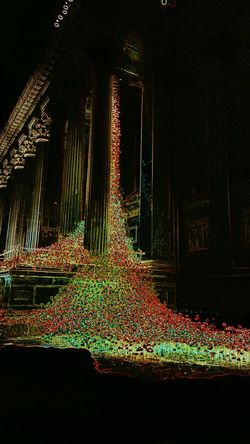 Hanging Out Billnewlandphotos Weeping Window Poppies  Help For Heroes Liverpool, England St George's Hall Limestreet Liverpool Rememberancesunday Ww2 Ww1 Original Experiences Colour Palette Colour Pallete Color Palette