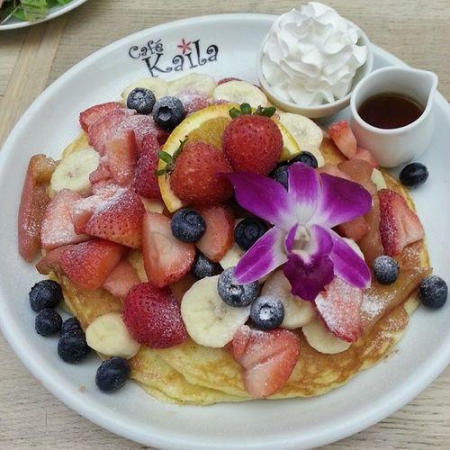 フルーツパンケーキ♡ Kaila
