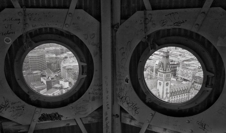 The OO Mission Hamburgmeineperle Urbanphotography Eye4photography  Eye4black&white  Bullseye Cityview on the Townhall Townhall Hamburg Hamburg Rathaus  , Hamburg Germany