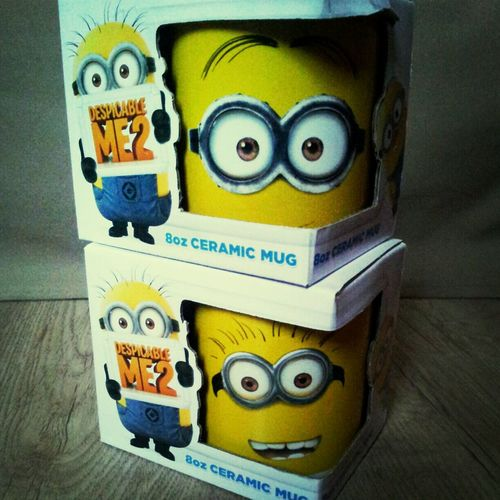 Minions ♥♥ Mugs Game Room SPAIN