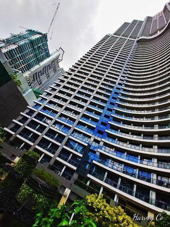 LGV30photography LGV30 Lgv30+ Skyscraper Sky Architecture Building Exterior Office Building Skyline Residential District Residential Building Building Tower Urban Scene
