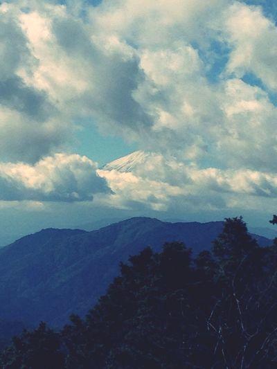 Mt.Fuji Hello World Today's Hot Look Hi!
