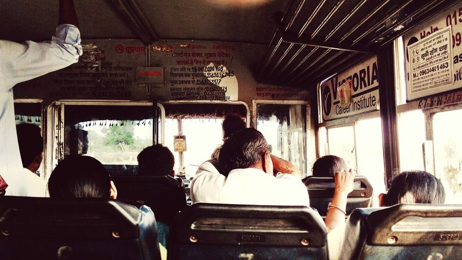 Feel The Journey Relexed Journey Bus Rajasthan Bus