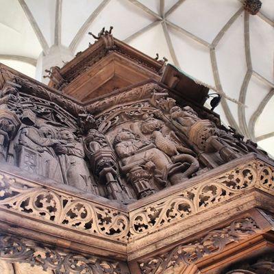 Merseburgerdom Merseburg Holz Kunst art schloss