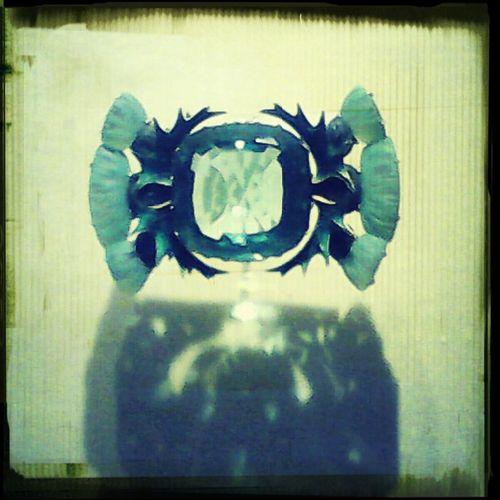 lalique broche Jewellery Fashion&love&beauty Acqua Marine
